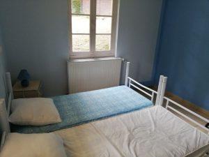 chambre 4 bleue du gite